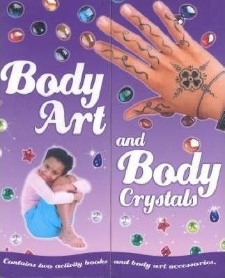 Body Art and Body Crystals Kit