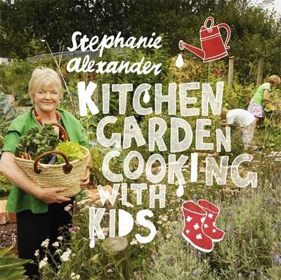Kitchen Garden Cooking With Kids Cover Image