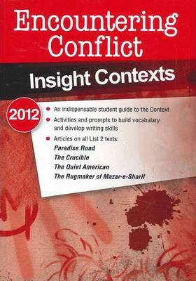 encountering conflict insight publications 9781921411335 rh bookdepository com Text Guides Comic Books Text Emoticons
