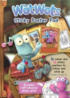 The WotWots Sticky Poster Pad