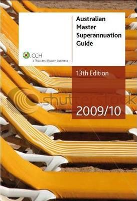 Australian Master Superannuation Guide 2009/10