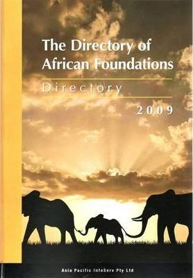 Directory of African Foundations 2009 Book