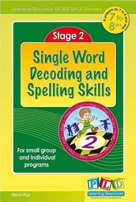 Stage 2, Single Word Decoding and Spelling Skills