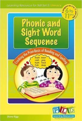 Phonic and Sight Word Sequence.