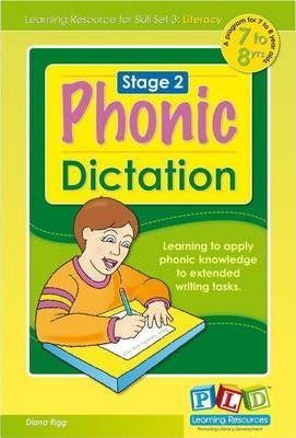 Stage 2 Phonic Dictation