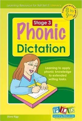Stage 3 Phonic Dictation