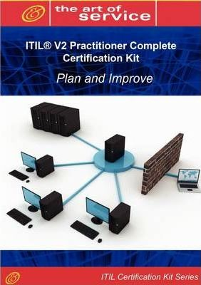 Itil V2 Plan and Improve (Ippi) Full Certification Online Learning and Study Book Course - The Itil V2 Practitioner Ippi Complete Certification Kit