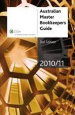 Australian Master Bookkeepers Guide 2010/11