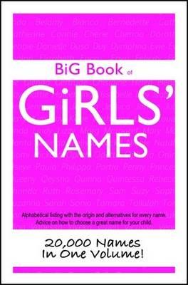 Big Book of Girls' Names