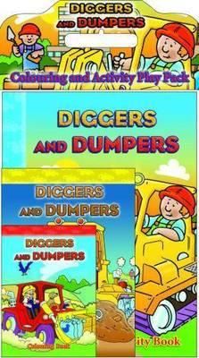 Playpack IWP Ed Diggers and Dumpers