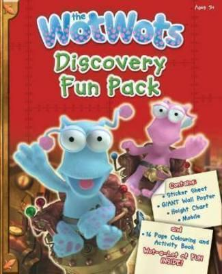 The WotWots Discovery Fun Pack