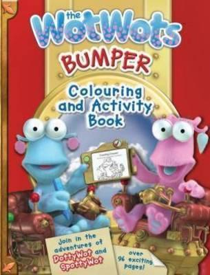 The Wotwots - Bumper Colouring and Activity Book