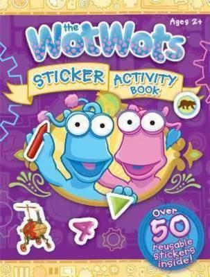 The Wotwots Sticker and Activity Book