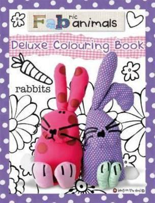 FABric Animals Deluxe Colouring