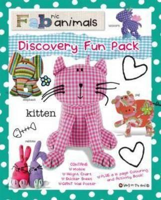 FABric Animals Discovery Fun Pack
