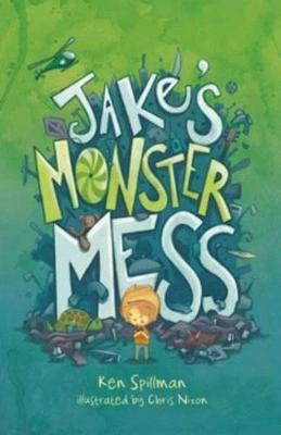 Jake's Monster Mess Cover Image