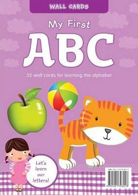 My First ABC Wall Cards