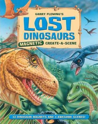 Magnetic Create A Scene-Lost Dinosaurs