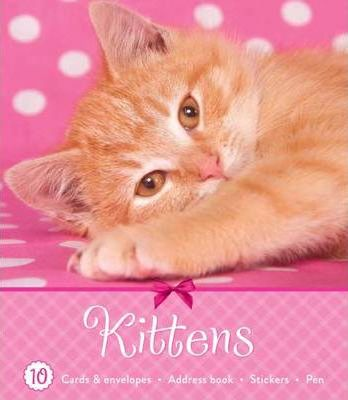 Kittens Stationery Pack