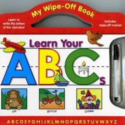 Wipe Clean Easel ABC
