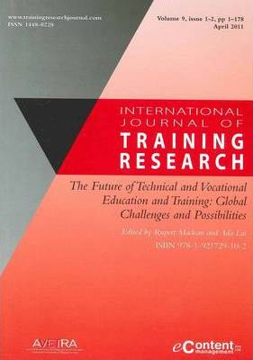Future of Technical and Vocational Education  Global Challenges and Possibilities
