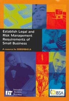Establish Legal and Risk Requirements of Small Business