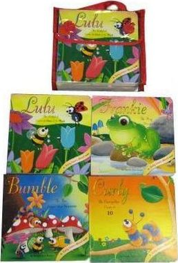 Learn About Series Board Books Four Pack