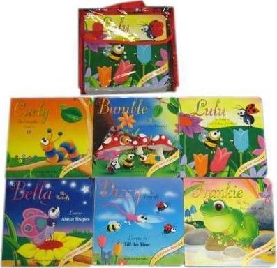 Learn About Series Board Books Six Pack