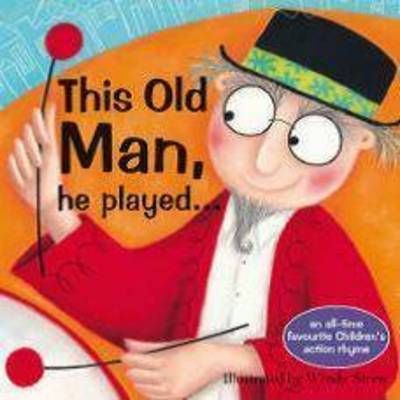 This Old Man Action Rhyme Board Book