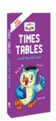Write and Slide Times Tables