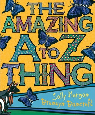 The Amazing A-Z Thing Cover Image