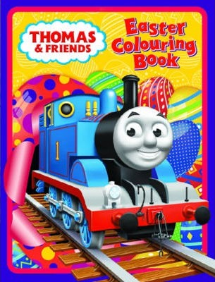 Thomas and Friends: Easter Colour and Activity