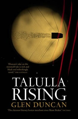 Talulla Rising:The Last Werewolf Trilogy II Cover Image