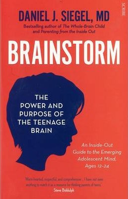 The Purpose Of Teenage Brain >> Brainstorm The Power And Purpose Of The Teenage Brain Daniel