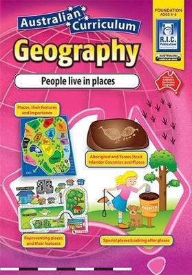 Australian Curriculum Geography Year Five Ages 10-12