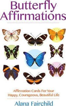 Butterfly Affirmations Cover Image