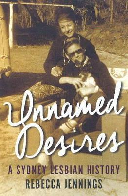 Unnamed Desires Cover Image