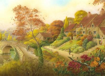 Shirley Barber's Inspirations 1000-Piece Puzzle