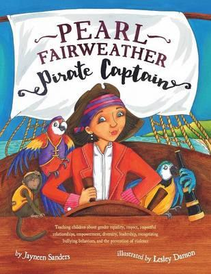Pearl Fairweather Pirate Captain Cover Image