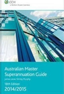 Australian Master Superannuation Guide 2014/15