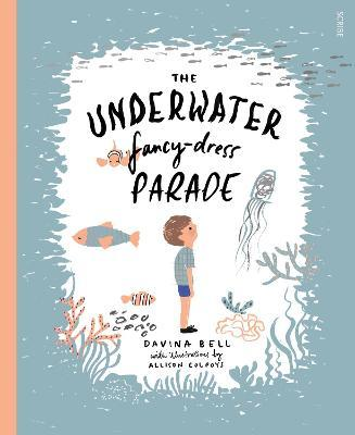 The Underwater Fancy-Dress Parade Cover Image