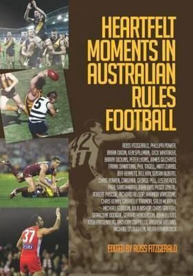 Heartfelt Moments in Australian Rules Football Cover Image