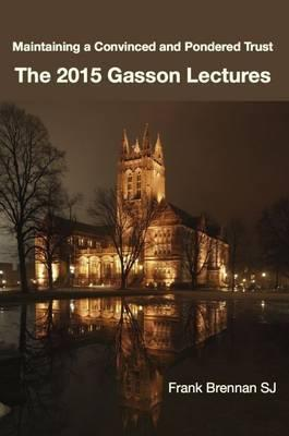 The 2015 Gasson Lecturers