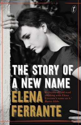 The Story of a New Name: The Neapolitan Novels, Book Two Cover Image
