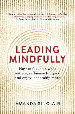 Leading Mindfully Cover Image