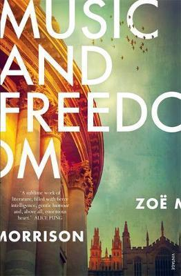 Music and Freedom Cover Image