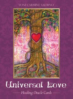 Universal Love : Healing Oracle Cards