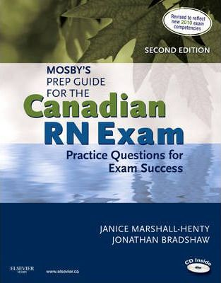 mosby s prep guide for the canadian rn exam janice marshall henty rh bookdepository com