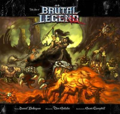 The Art of Brutal Legend