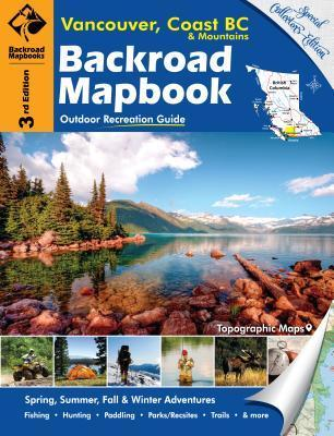 Backroad Mapbook: Vancouver Island (Backroad Mapbooks)
